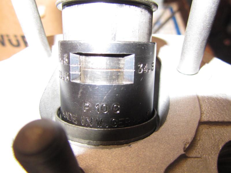 MJ TECHNIC SPECIALISTE PORSCHE RESTAURATION PORSCHE MOTEUR 911 2.4L S (58)
