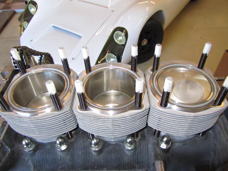 MJ TECHNIC SPECIALISTE PORSCHE RESTAURATION PORSCHE MOTEUR 911 2.4L S (59)