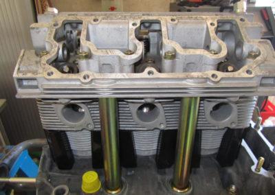 MJ TECHNIC SPECIALISTE PORSCHE RESTAURATION PORSCHE MOTEUR 911 2.4L S (62)