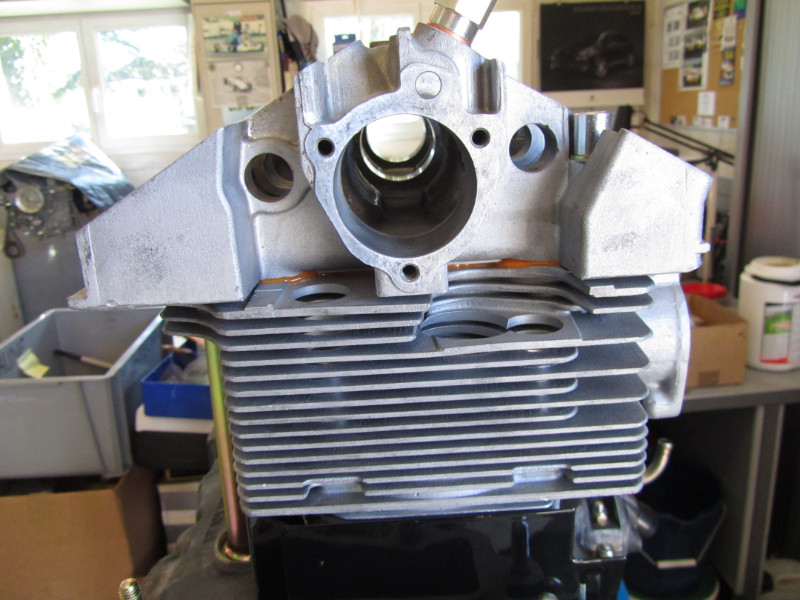 MJ TECHNIC SPECIALISTE PORSCHE RESTAURATION PORSCHE MOTEUR 911 2.4L S (63)