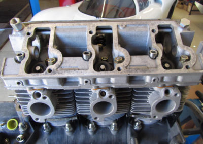 MJ TECHNIC SPECIALISTE PORSCHE RESTAURATION PORSCHE MOTEUR 911 2.4L S (64)
