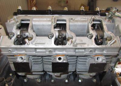 MJ TECHNIC SPECIALISTE PORSCHE RESTAURATION PORSCHE MOTEUR 911 2.4L S (70)