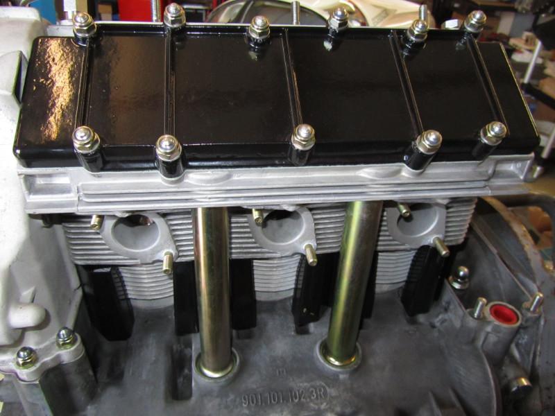 MJ TECHNIC SPECIALISTE PORSCHE RESTAURATION PORSCHE MOTEUR 911 2.4L S (72)