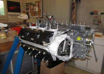 MJ TECHNIC SPECIALISTE PORSCHE RESTAURATION PORSCHE MOTEUR 911 2.4L S (74)