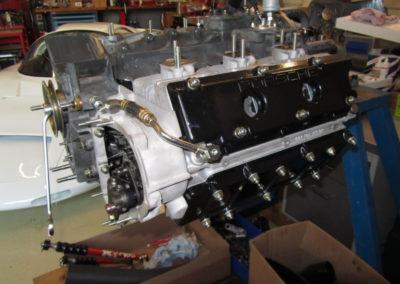 MJ TECHNIC SPECIALISTE PORSCHE RESTAURATION PORSCHE MOTEUR 911 2.4L S (75)
