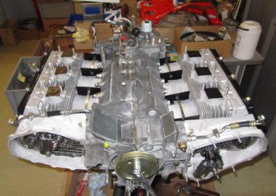MJ TECHNIC SPECIALISTE PORSCHE RESTAURATION PORSCHE MOTEUR 911 2.4L S (76)