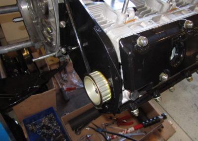MJ TECHNIC SPECIALISTE PORSCHE RESTAURATION PORSCHE MOTEUR 911 2.4L S (79)