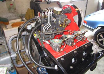 MJ TECHNIC SPECIALISTE PORSCHE RESTAURATION PORSCHE MOTEUR 911 2.4L S (8)