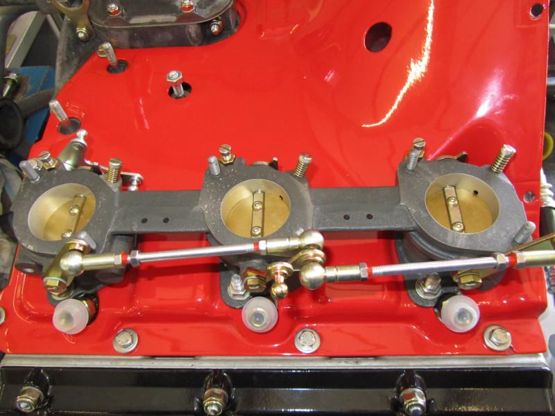 MJ TECHNIC SPECIALISTE PORSCHE RESTAURATION PORSCHE MOTEUR 911 2.4L S (80)