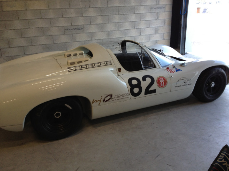 MJ TECHNIC SPECIALISTE RESTAURATION PORSCHE 910 (84)