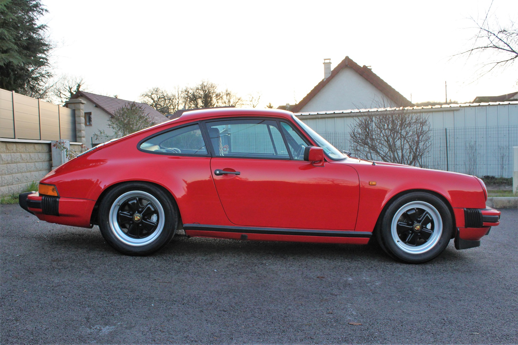 PORSCHE 911 3.2L 915 ROUGE INDIEN MJ TECHNIC (11)