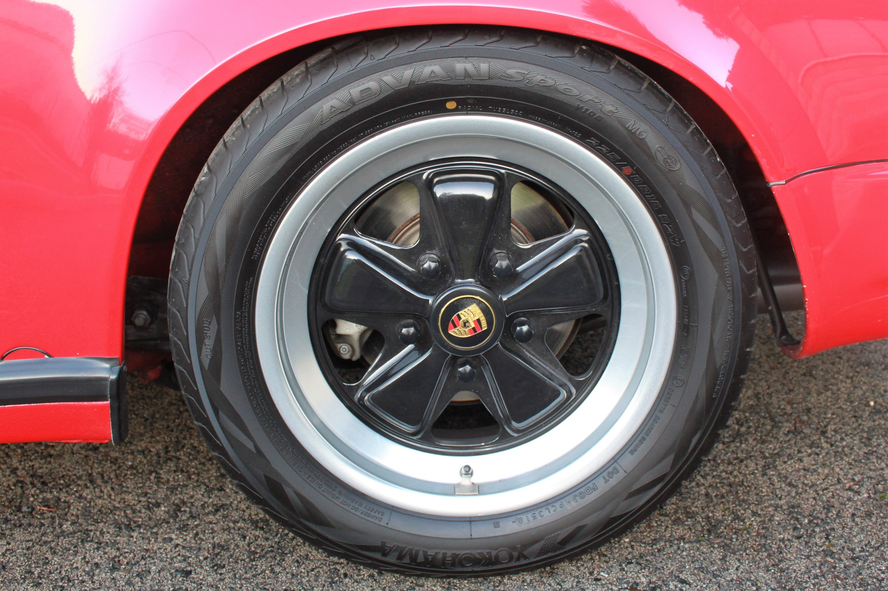 PORSCHE 911 3.2L 915 ROUGE INDIEN MJ TECHNIC (13)