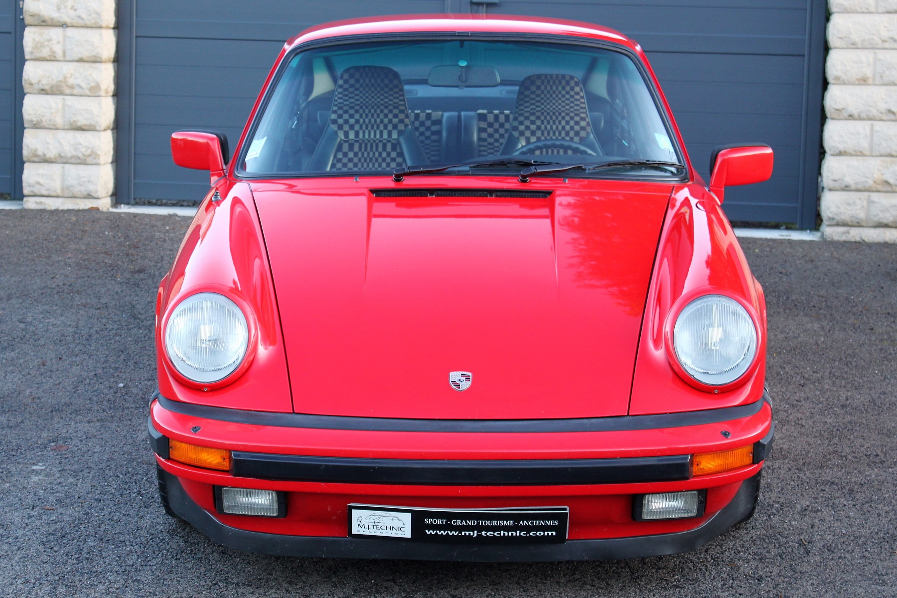 PORSCHE 911 3.2L 915 ROUGE INDIEN MJ TECHNIC (2)