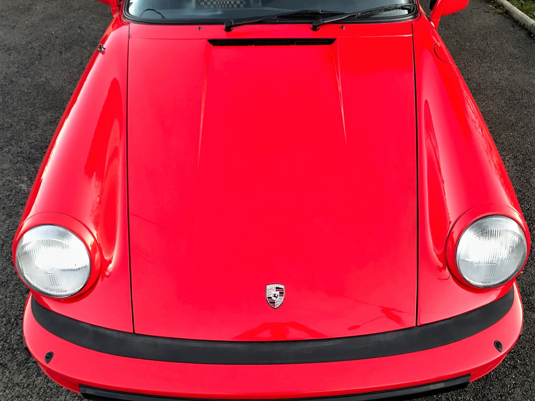 PORSCHE 911 3.2L 915 ROUGE INDIEN MJ TECHNIC (28)