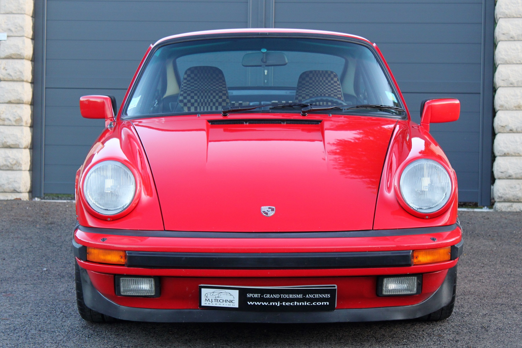 PORSCHE 911 3.2L 915 ROUGE INDIEN MJ TECHNIC (3)