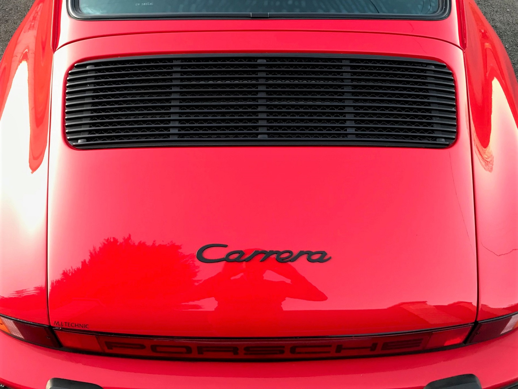 PORSCHE 911 3.2L 915 ROUGE INDIEN MJ TECHNIC (30)