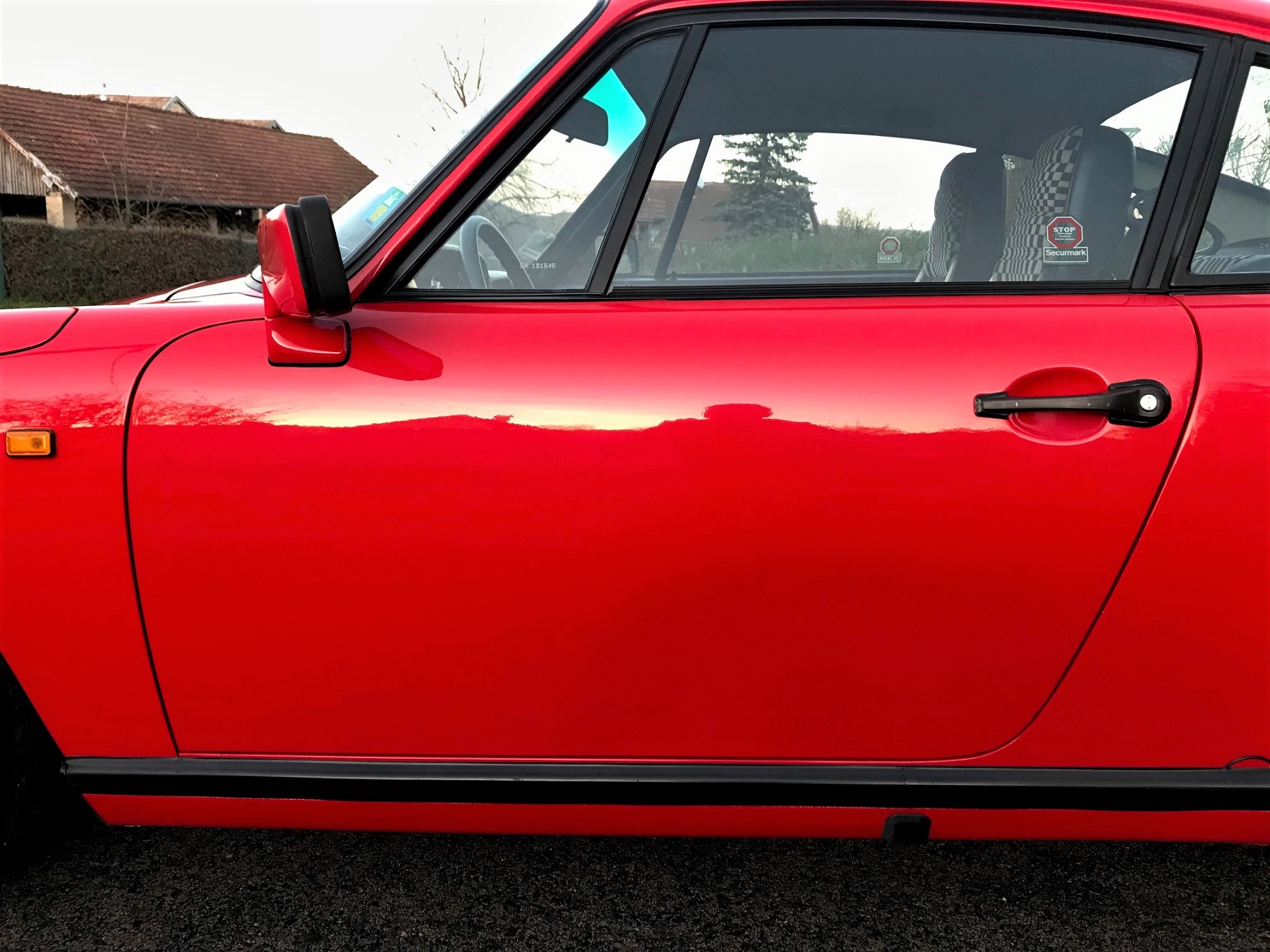 PORSCHE 911 3.2L 915 ROUGE INDIEN MJ TECHNIC (31)