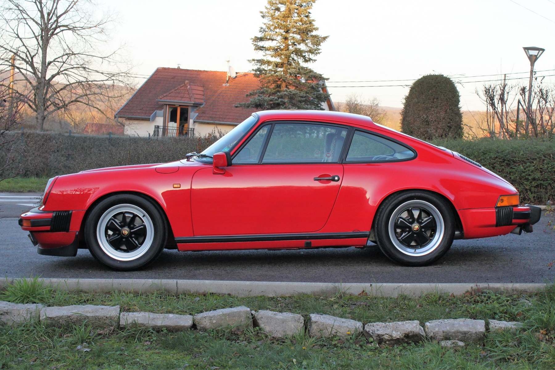 PORSCHE 911 3.2L 915 ROUGE INDIEN MJ TECHNIC (5)